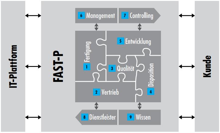 Fast-P Module